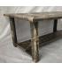 Reclaimed-Wood Coffee Table