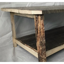 Live & Reclaimed - Live Edge Wood Coffee Table