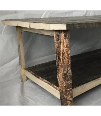 Live & Reclaimed - Live Edge Wood Coffee Table