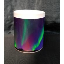 Color changing mug Northern Lights