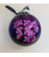 """Yukon Fireweed"" Handpainted Ornaments"