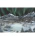 """Northern Lights Dreamscape"" Fine Art Card"