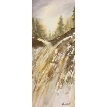 """Waterfall"" Original Watercolour Painting"