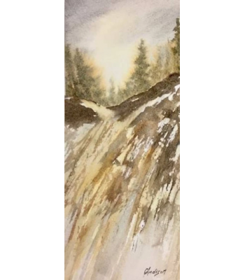 """""""Waterfall"""" Limited Edition Print"""