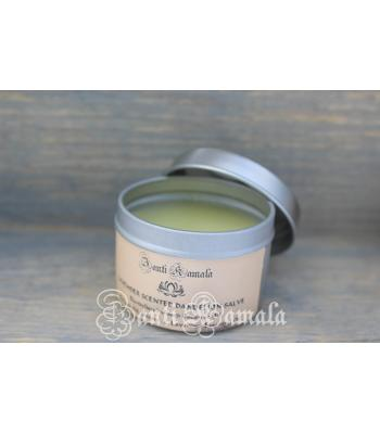Dandelion salve-Lavender or Sweet Orange